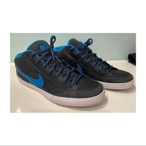 Nike CAPRI II MID Leather suede Mens Sneaker shoes